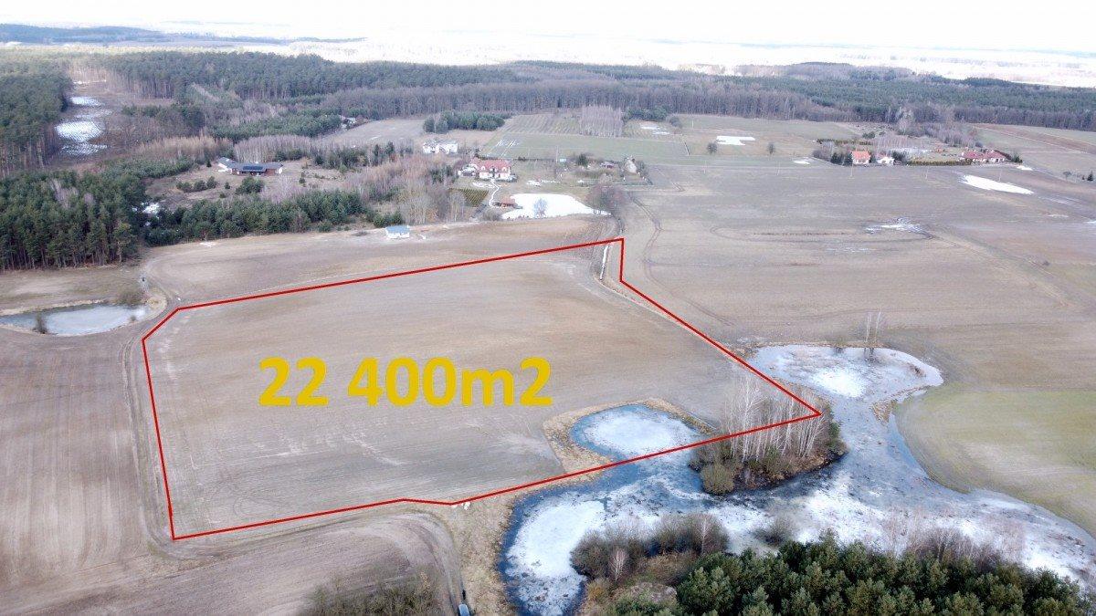Działka siedliskowa na sprzedaż Stary Jasiniec  22400m2 Foto 1