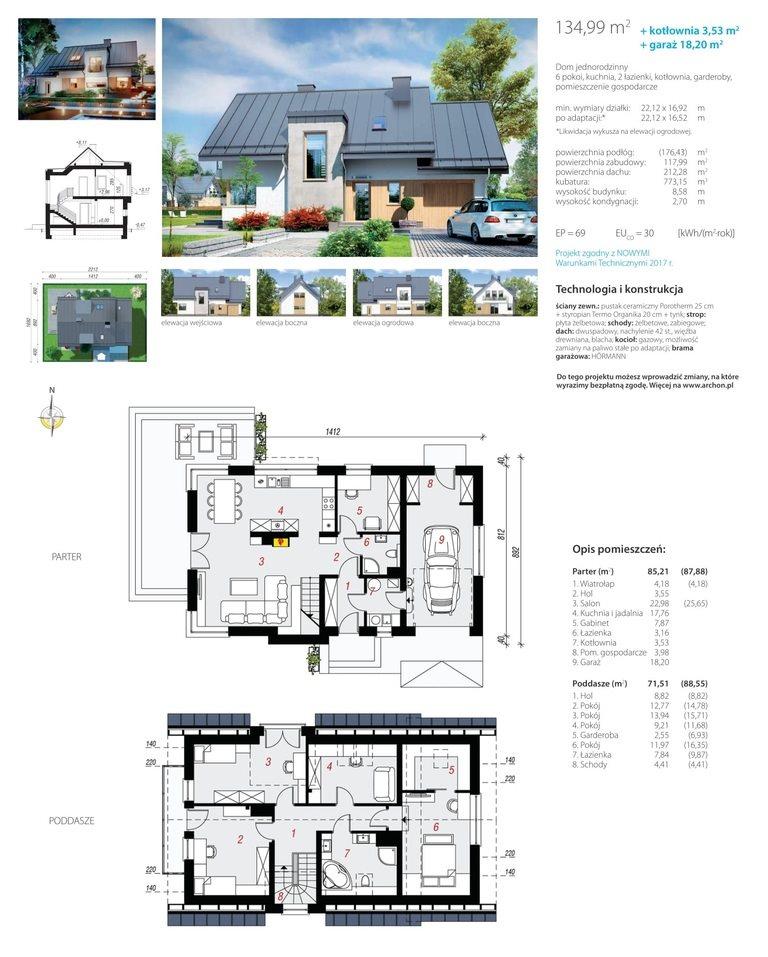 Dom na sprzedaż Krasne  176m2 Foto 4
