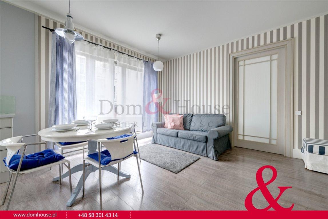 Mieszkanie dwupokojowe na wynajem Gdańsk, Śródmieście, Szafarnia  50m2 Foto 2