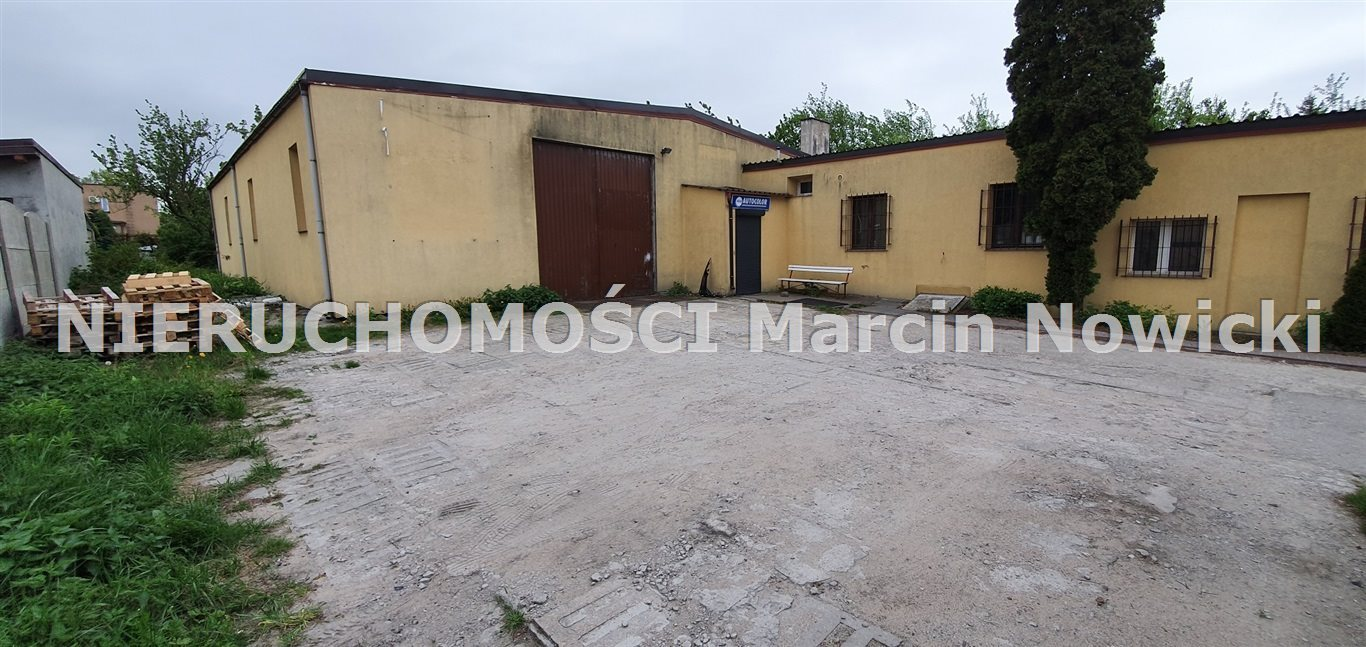 Lokal użytkowy na sprzedaż Kutno, Noskowskiego  450m2 Foto 2
