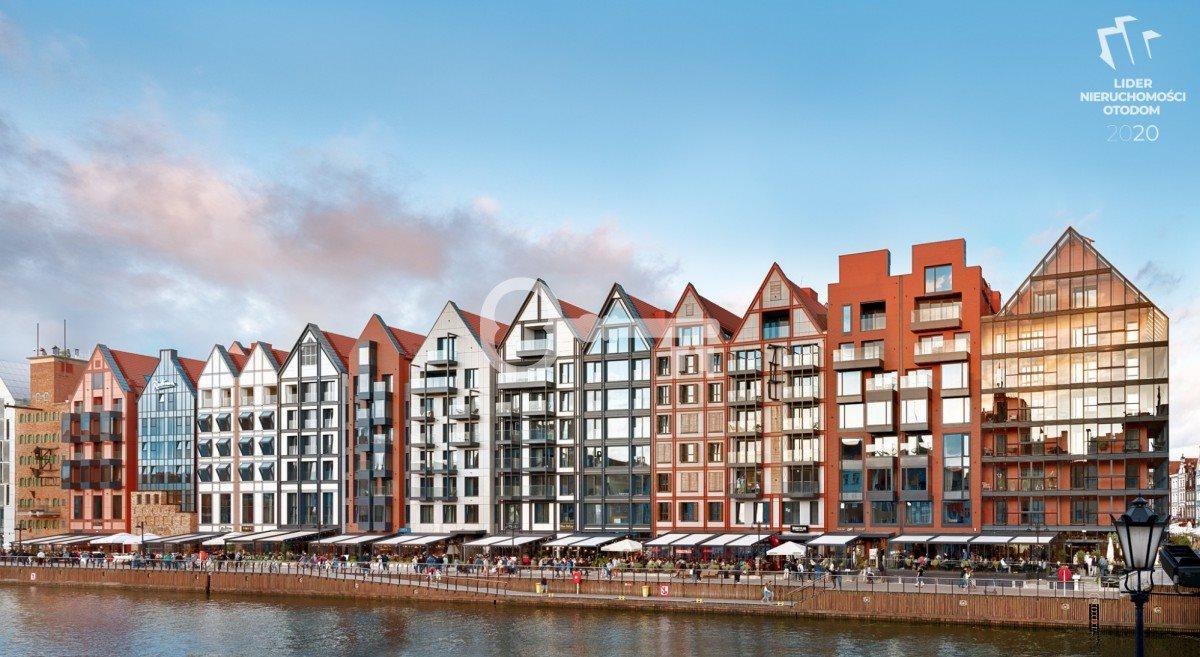 Mieszkanie dwupokojowe na wynajem Gdańsk, Stare Miasto, Chmielna  45m2 Foto 4