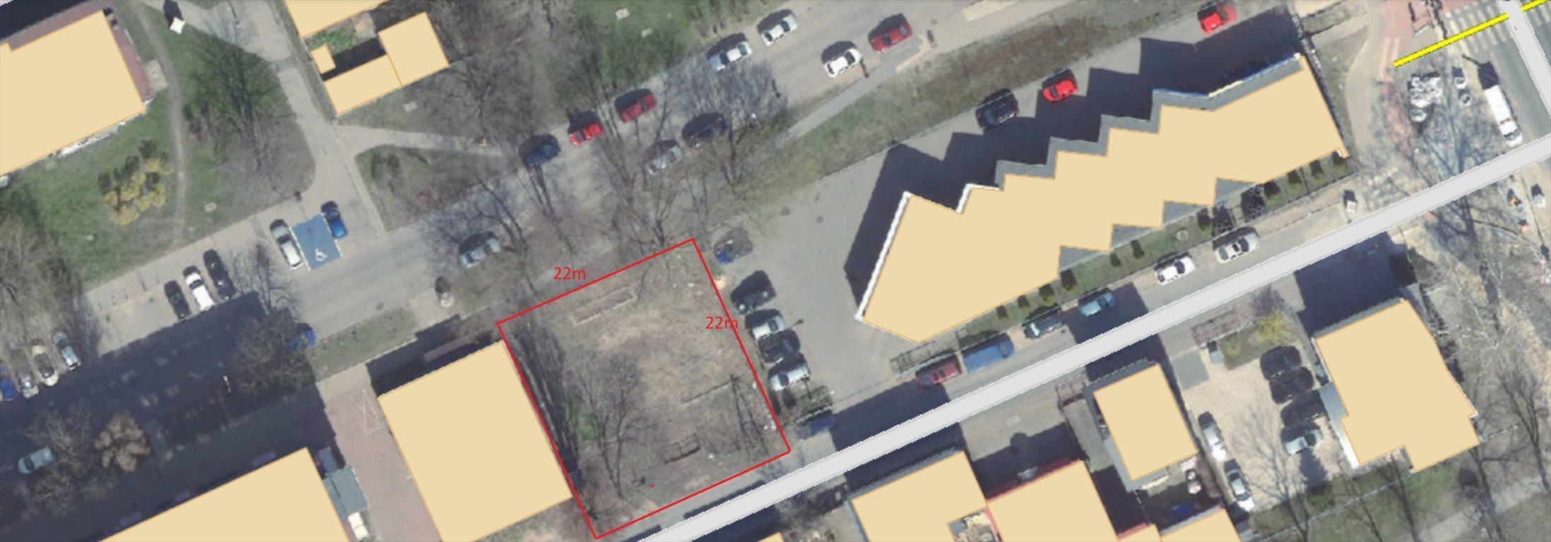 Działka inwestycyjna na sprzedaż Łódź, bałuty  484m2 Foto 3