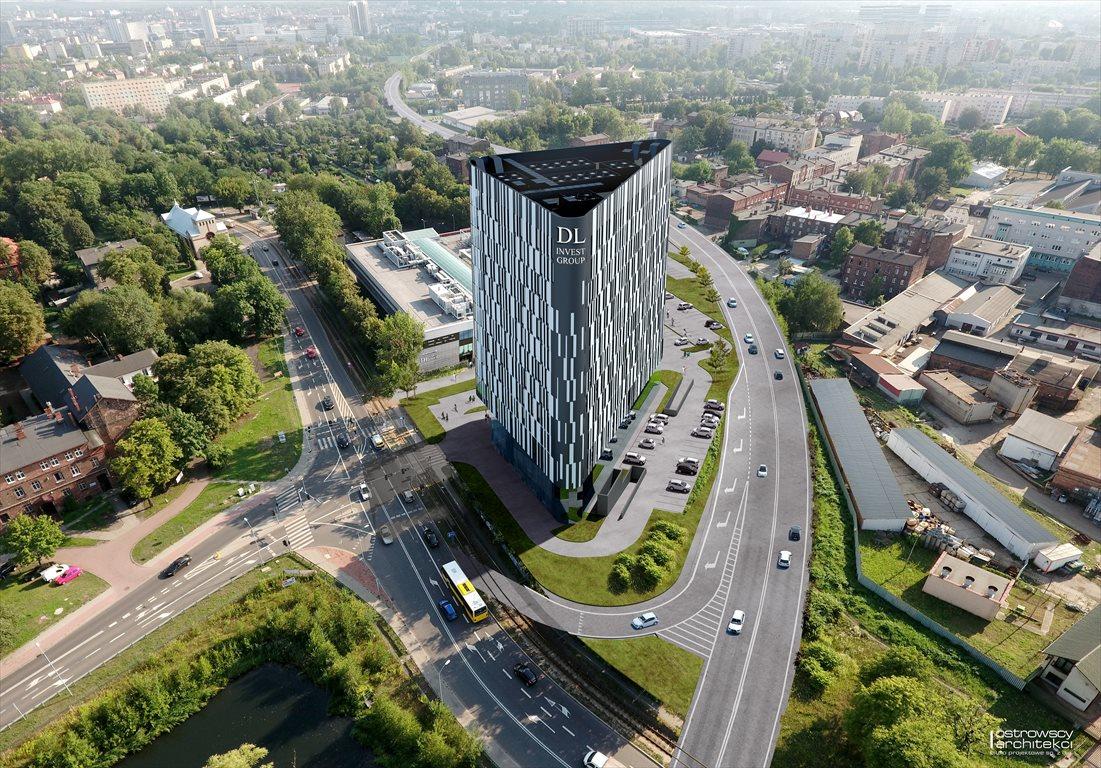 Lokal użytkowy na sprzedaż Katowice, Korfantego 138  500m2 Foto 2
