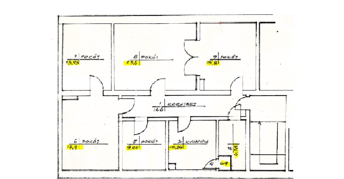 Mieszkanie na sprzedaż Wałcz, 5 pokoi na Dworcowej  104m2 Foto 1