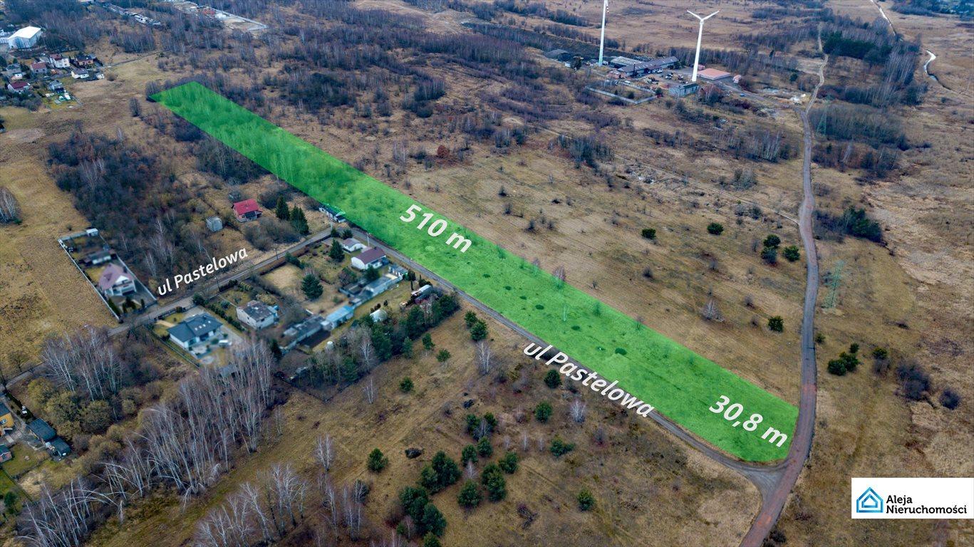 Działka inwestycyjna na sprzedaż Częstochowa, Kawodrza Górna, Pastelowa  16617m2 Foto 4