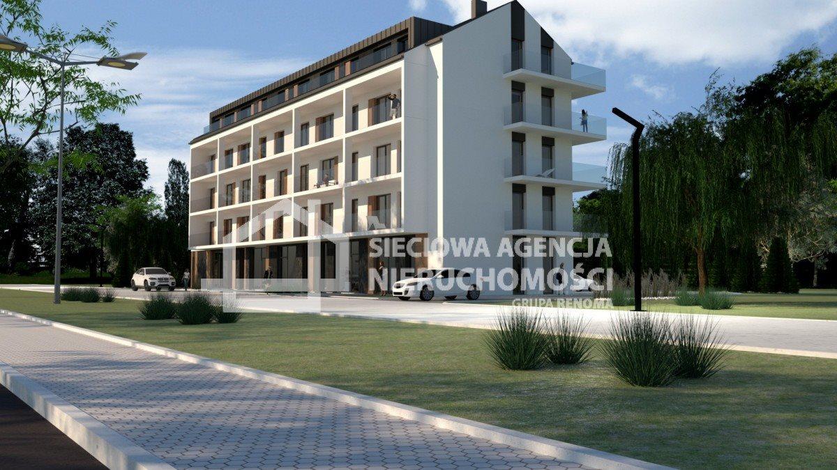 Lokal użytkowy na sprzedaż Gdynia, Dąbrowa  54m2 Foto 1