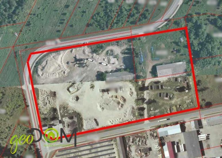 Działka przemysłowo-handlowa na sprzedaż Biała Podlaska  45780m2 Foto 6