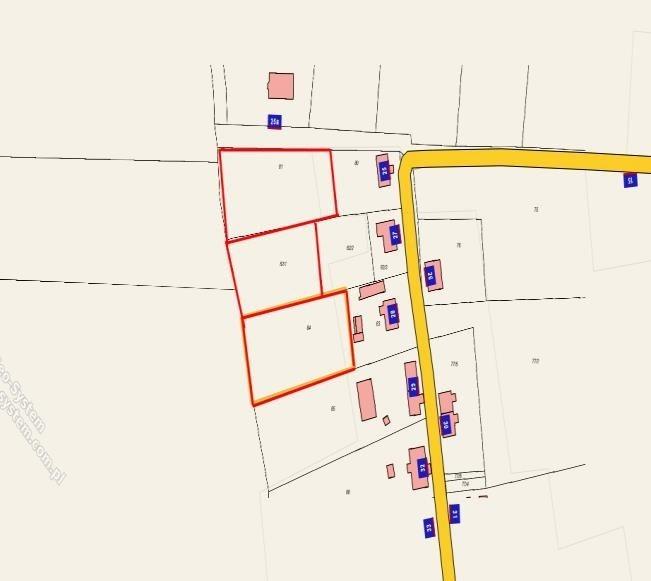 Działka budowlana na sprzedaż Przemysław  5100m2 Foto 1