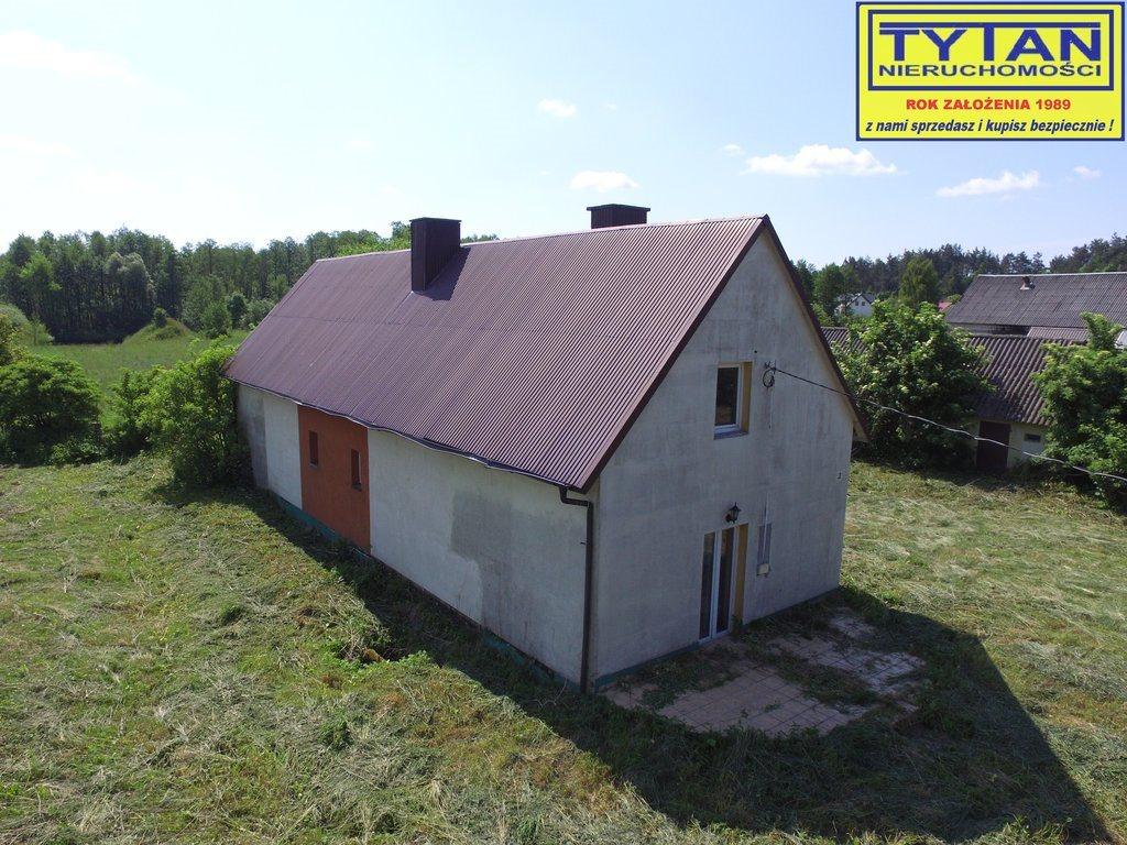 Dom na sprzedaż Pniewo, Krótka  100m2 Foto 1