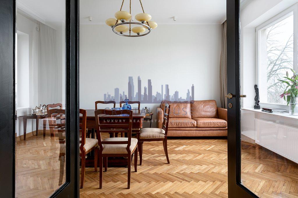 Mieszkanie trzypokojowe na sprzedaż Warszawa, Śródmieście, Karowa  106m2 Foto 5