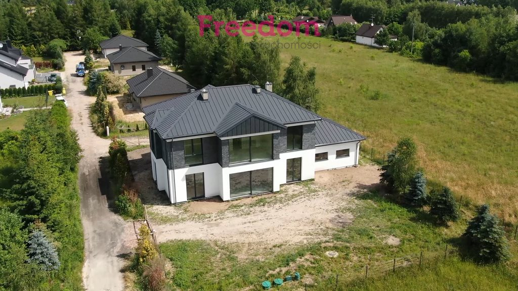 Dom na sprzedaż Łódź  340m2 Foto 1