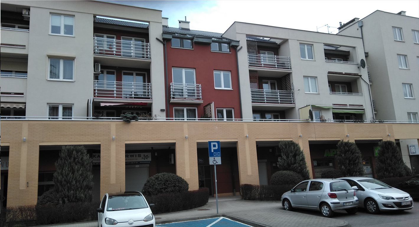 Lokal użytkowy na sprzedaż Wrocław, Krzyki, Przyjaźni  58m2 Foto 1