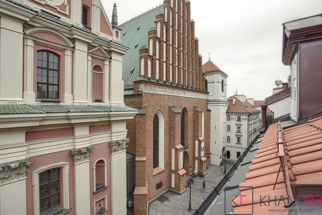 Luksusowe mieszkanie czteropokojowe  na sprzedaż Warszawa, Śródmieście, Stare Miasto, Świętojańska  139m2 Foto 11