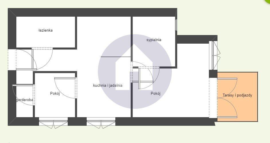 Mieszkanie trzypokojowe na sprzedaż Kudowa-Zdrój, Zdrojowa  69m2 Foto 7