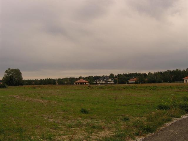 Działka budowlana na sprzedaż Bobrowiec  1067m2 Foto 3