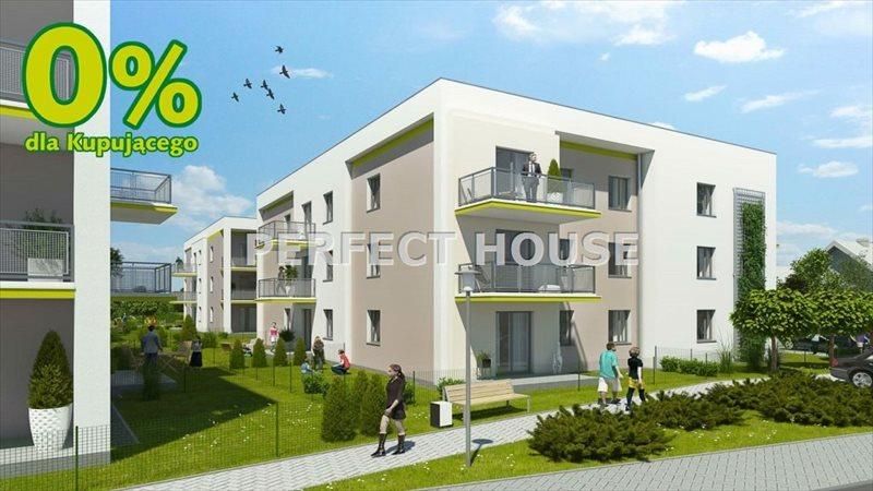 Mieszkanie dwupokojowe na sprzedaż Pobiedziska  57m2 Foto 5