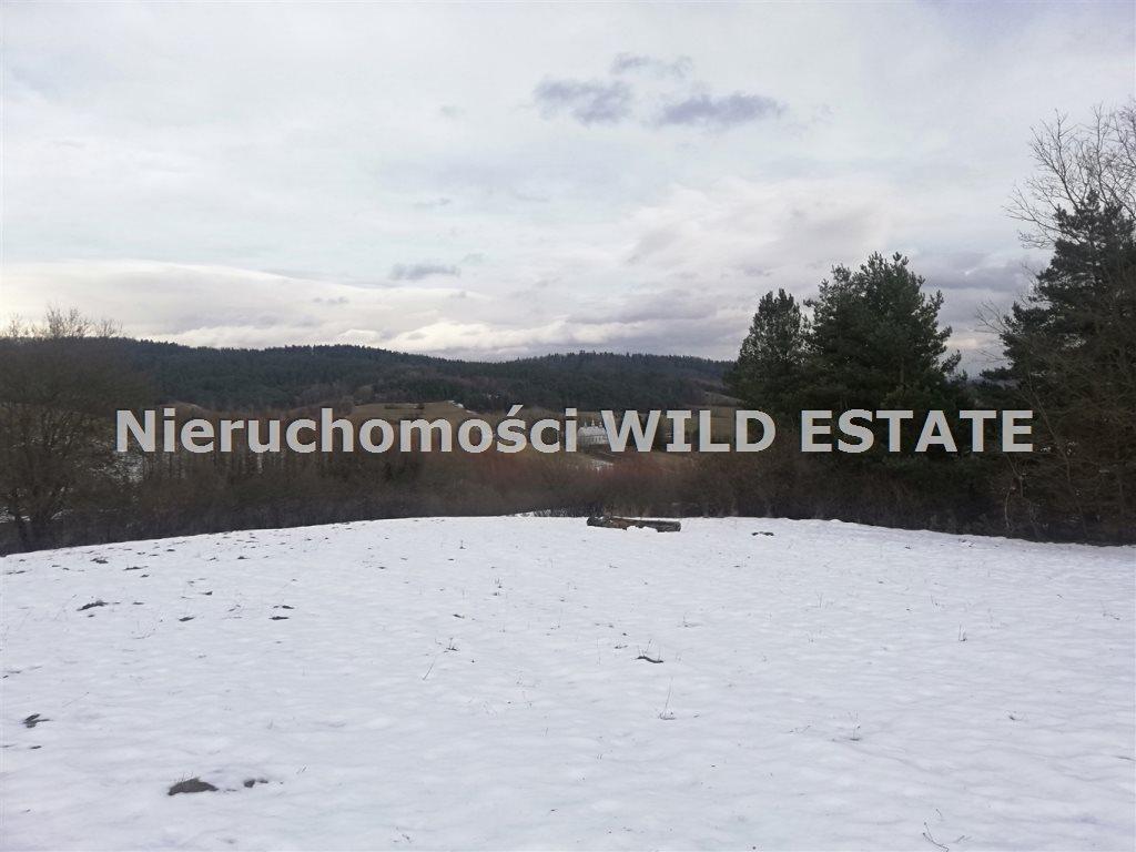 Działka rolna na sprzedaż Lesko, Dziurdziów  34742m2 Foto 8