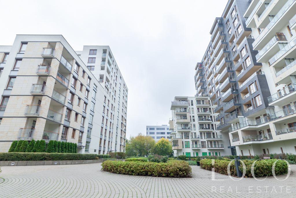 Mieszkanie dwupokojowe na wynajem Warszawa, Mokotów, Cybernetyki  45m2 Foto 10