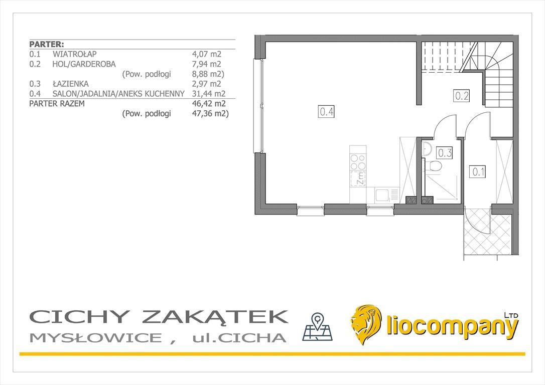 Dom na sprzedaż Mysłowice, Cicha  128m2 Foto 9