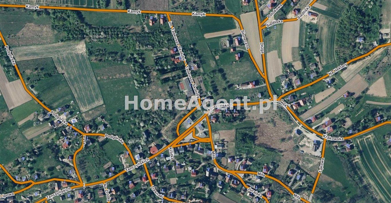 Działka rolna na sprzedaż Brzoskwinia  1200m2 Foto 8