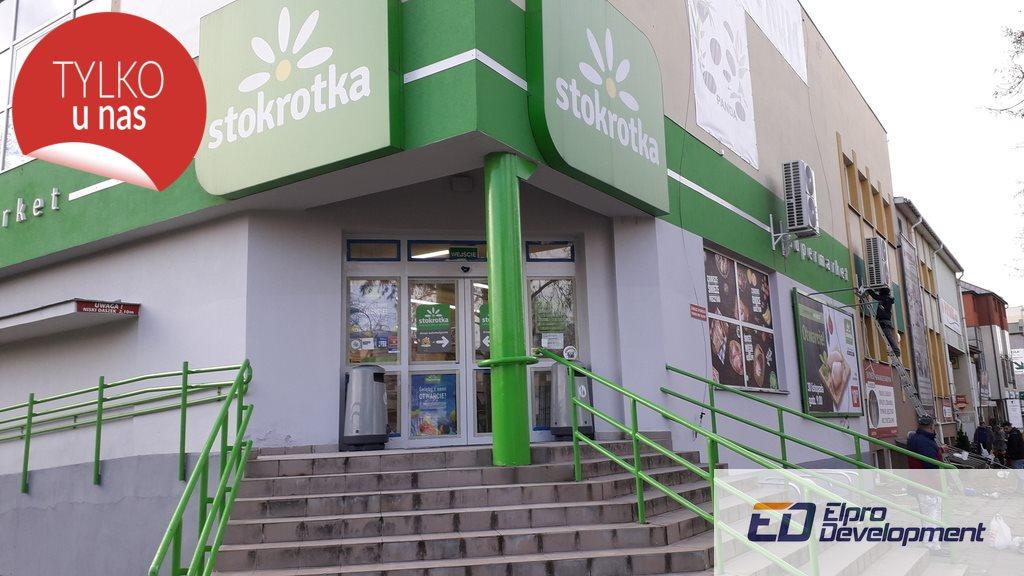 Lokal użytkowy na wynajem Puławy, Centralna  119m2 Foto 1