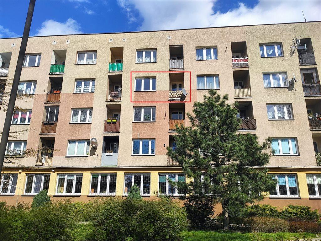 Mieszkanie dwupokojowe na sprzedaż Częstochowa, Al. Wojska Polskiego 118  37m2 Foto 3