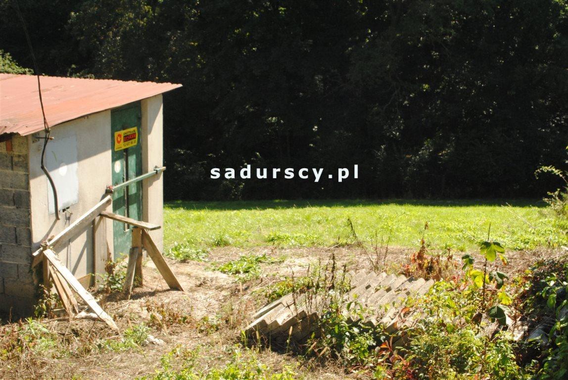 Działka inna na sprzedaż Kraków, Swoszowice, Rajsko, Nad Fosą  2960m2 Foto 4