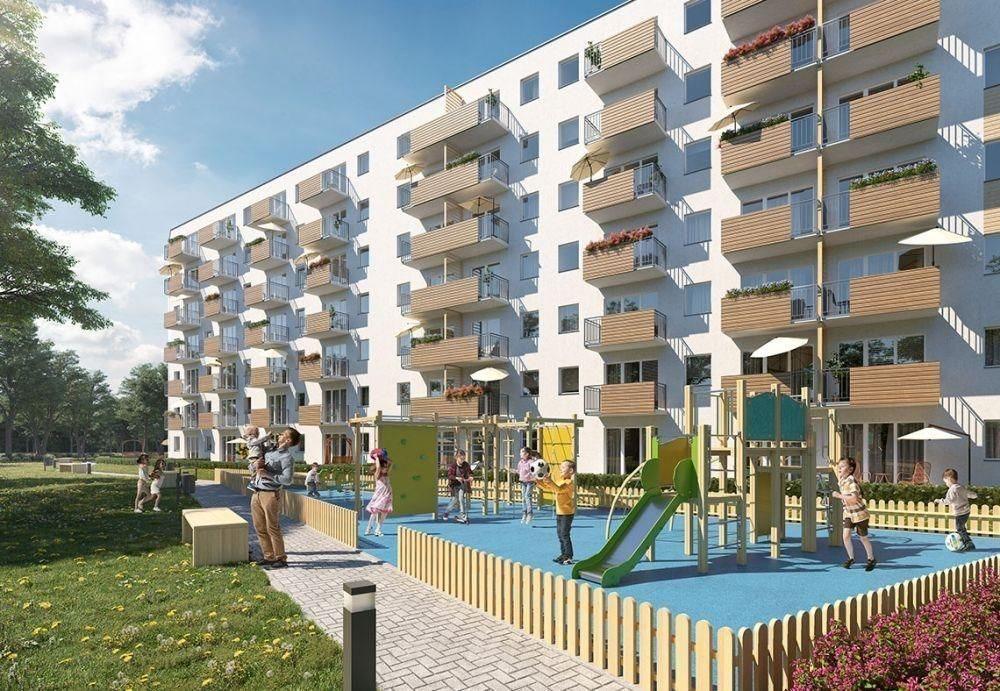 Mieszkanie trzypokojowe na sprzedaż Poznań, Nowe Miasto, Żegrze, Nowe Miasto, Rataje, Żegrze  47m2 Foto 1