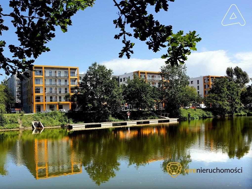 Mieszkanie trzypokojowe na sprzedaż Wrocław, Swojczyce, Marca Polo  65m2 Foto 9