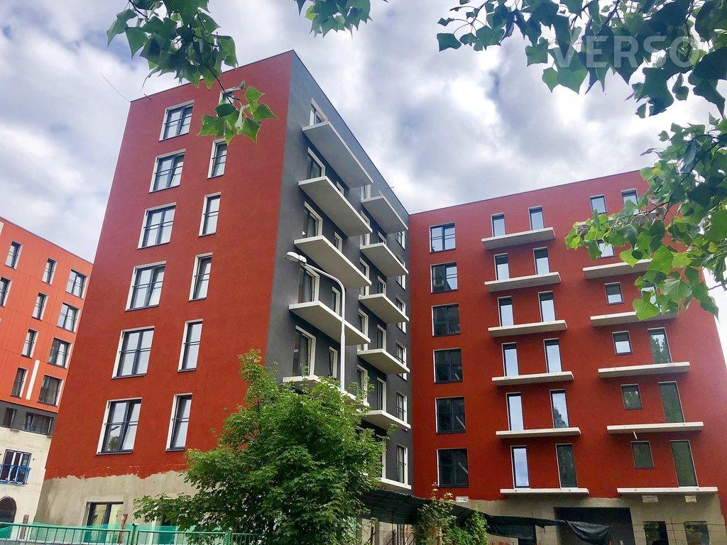 Mieszkanie dwupokojowe na sprzedaż Wrocław, Stare Miasto, Tęczowa  48m2 Foto 2