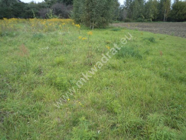 Działka siedliskowa na sprzedaż Zielonki-Parcela  2700m2 Foto 10