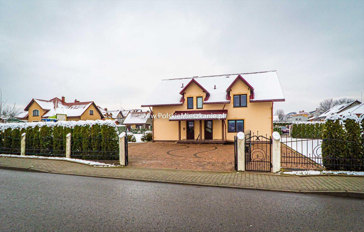 Dom na sprzedaż Przemyśl, Ostrów  240m2 Foto 1