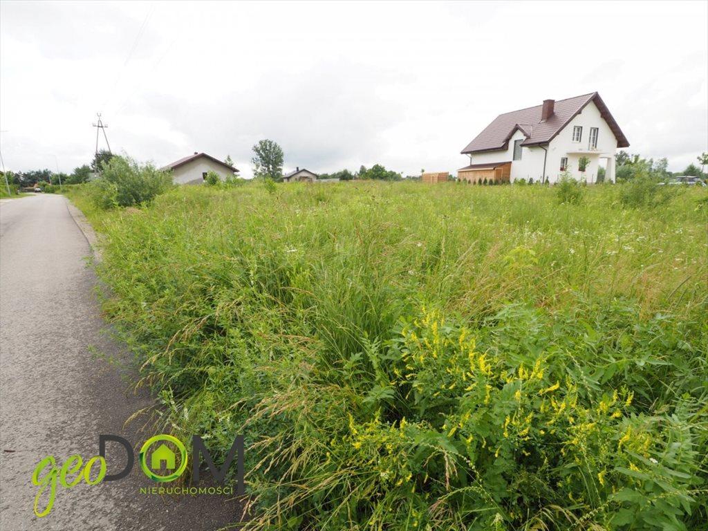 Działka budowlana na sprzedaż Okszów, Topolowa  1067m2 Foto 8