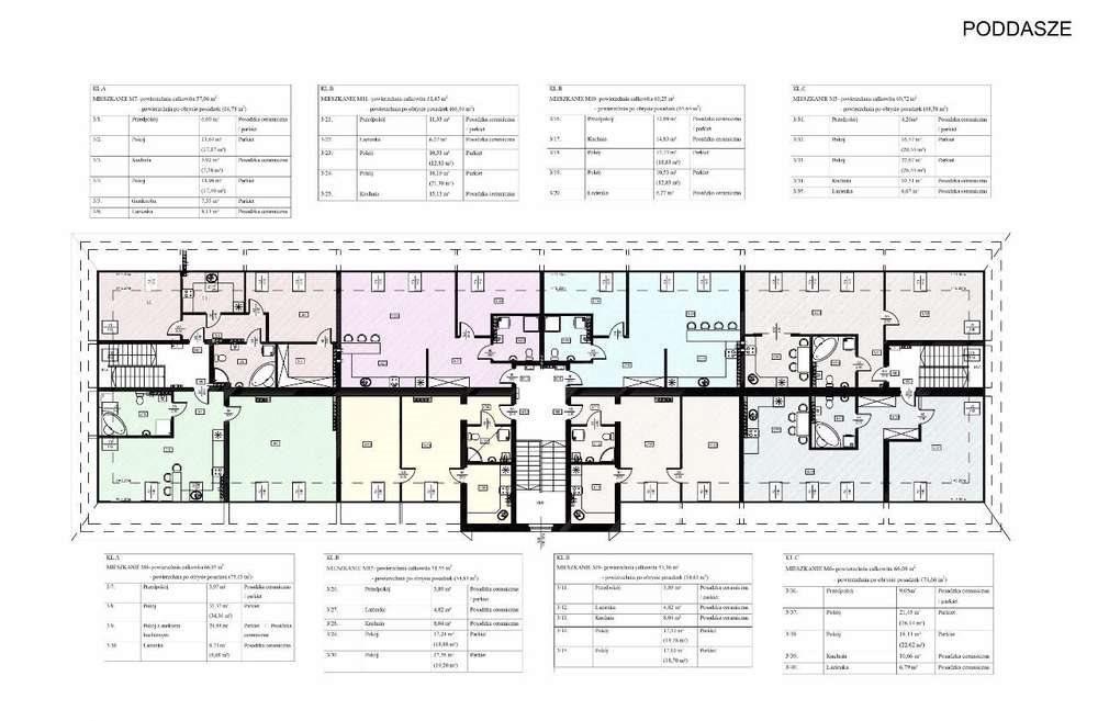 Mieszkanie dwupokojowe na sprzedaż Szprotawa  78m2 Foto 9