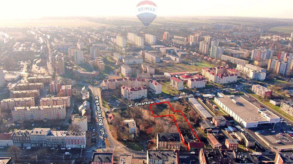 Działka inwestycyjna na sprzedaż Gliwice, Centrum, Pszczyńska  3382m2 Foto 11