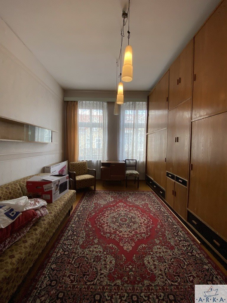 Mieszkanie dwupokojowe na sprzedaż Szczecin, Śródmieście-Centrum, al. Bohaterów Warszawy  55m2 Foto 10