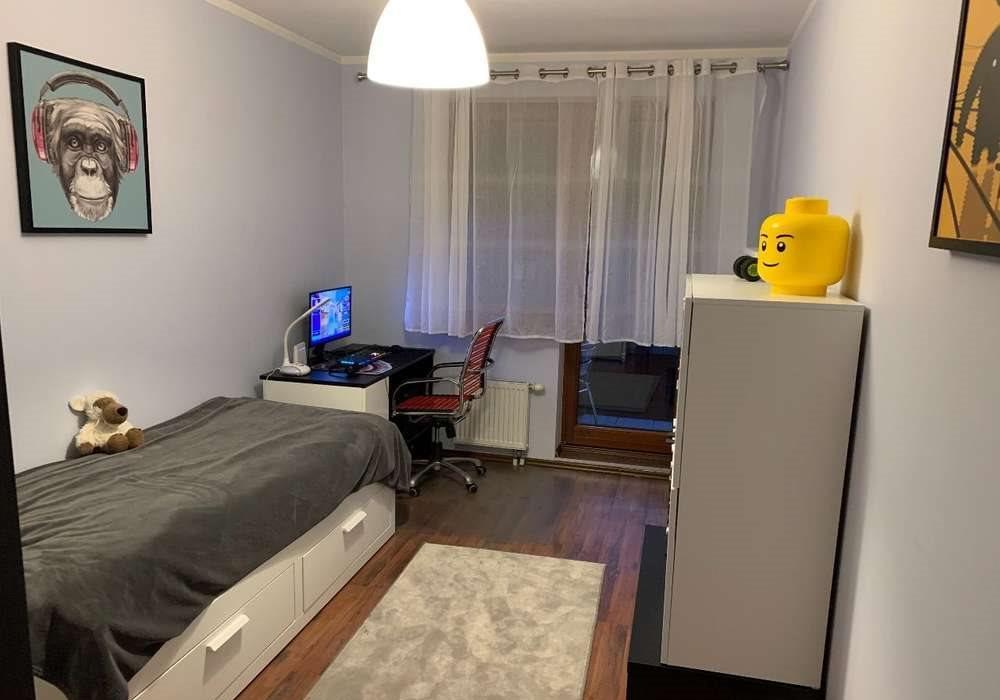 Mieszkanie trzypokojowe na sprzedaż Wrocław, Krzyki, wrocław  95m2 Foto 14