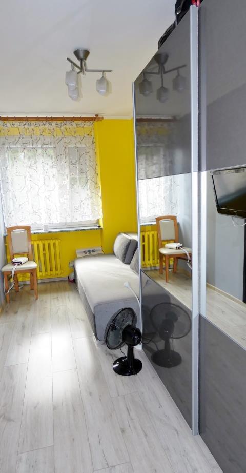 Mieszkanie dwupokojowe na sprzedaż Kraków, Nowa Huta, Bieńczyce, os. Strusia  37m2 Foto 11