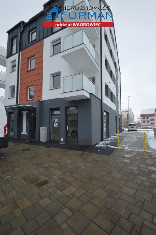 Mieszkanie czteropokojowe  na sprzedaż Wągrowiec  57m2 Foto 2