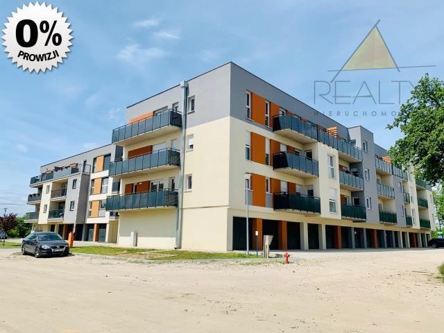 Mieszkanie trzypokojowe na sprzedaż Leszno, Myśliwska  52m2 Foto 5