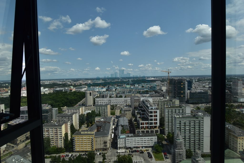 Mieszkanie dwupokojowe na wynajem Warszawa, Śródmieście, Twarda  54m2 Foto 7
