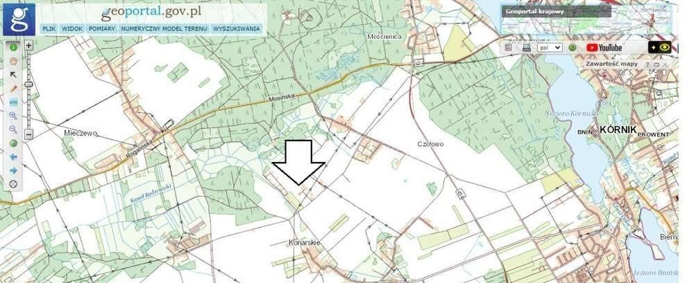 Działka budowlana na sprzedaż Kórnik, Zwierzyniec  31170m2 Foto 5