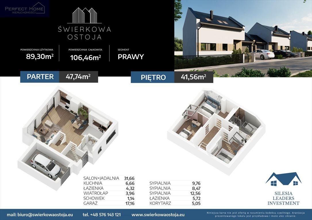 Dom na sprzedaż Zaborze  106m2 Foto 4