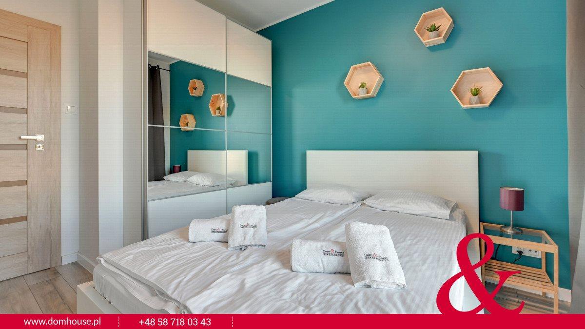 Mieszkanie dwupokojowe na wynajem Gdańsk, Śródmieście, Jaglana  39m2 Foto 8