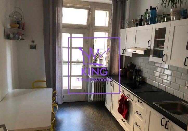 Mieszkanie trzypokojowe na wynajem Szczecin, Centrum  83m2 Foto 1