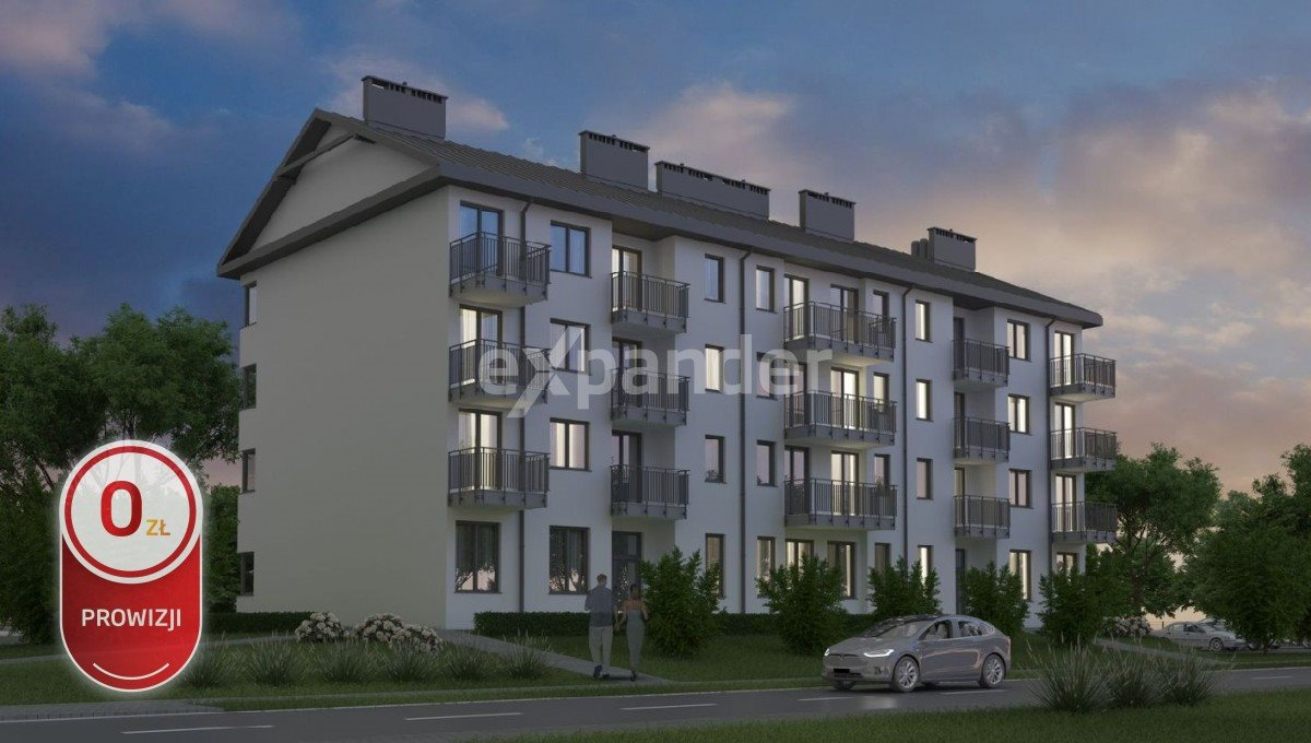 Mieszkanie dwupokojowe na sprzedaż Jaworzno, Ludwika Solskiego  43m2 Foto 4