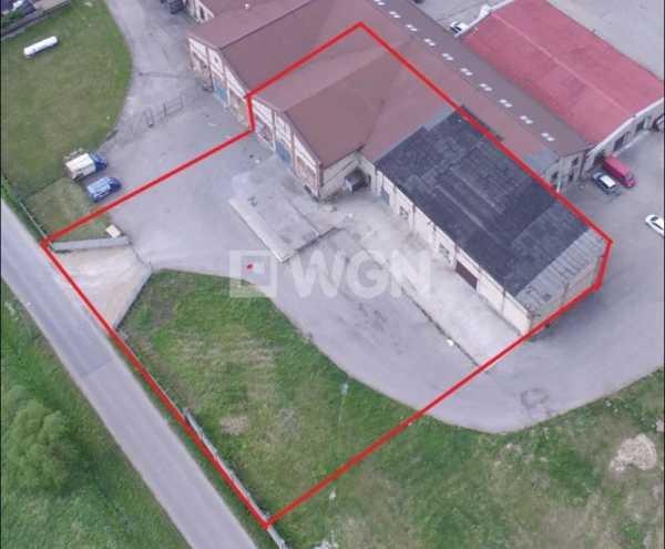 Lokal użytkowy na sprzedaż Wrzosowa, Wrzosowa  800m2 Foto 3