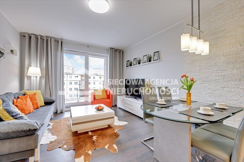 Mieszkanie trzypokojowe na wynajem Gdańsk, Śródmieście, św. Barbary  56m2 Foto 5
