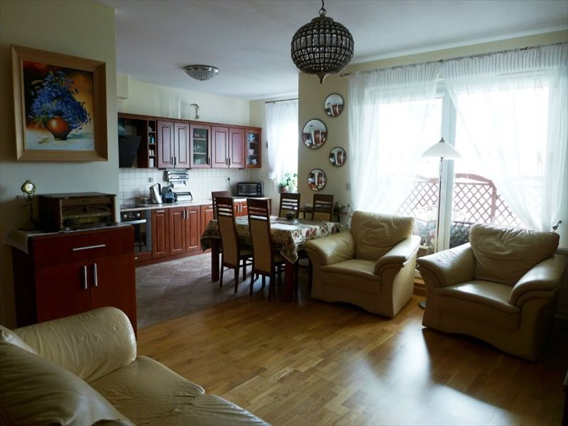 Mieszkanie dwupokojowe na sprzedaż Warszawa, Praga-Południe, al. gen. Tadeusza Bora-Komorowskiego  56m2 Foto 1