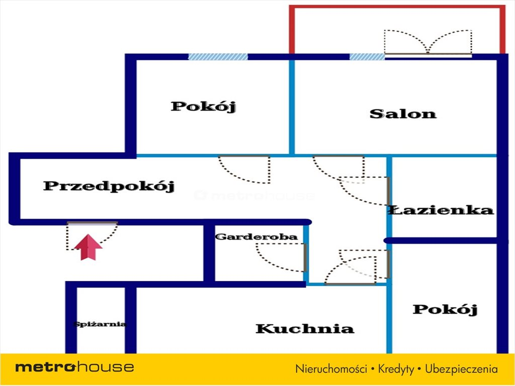 Mieszkanie trzypokojowe na sprzedaż Biała Podlaska, Biała Podlaska, Beka  63m2 Foto 10